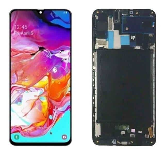 Display Frontal Touch Lcd Samsung Galaxy A70 A705 Original