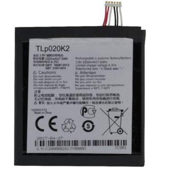 Bateria Alcatel 6039 TLP020K2