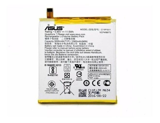 Bateria Asus Zenfone ZD552KL ZE552KL C11P1511