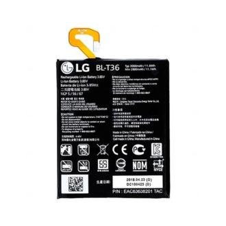 Bateria LG K11 K11 Plus BLT36