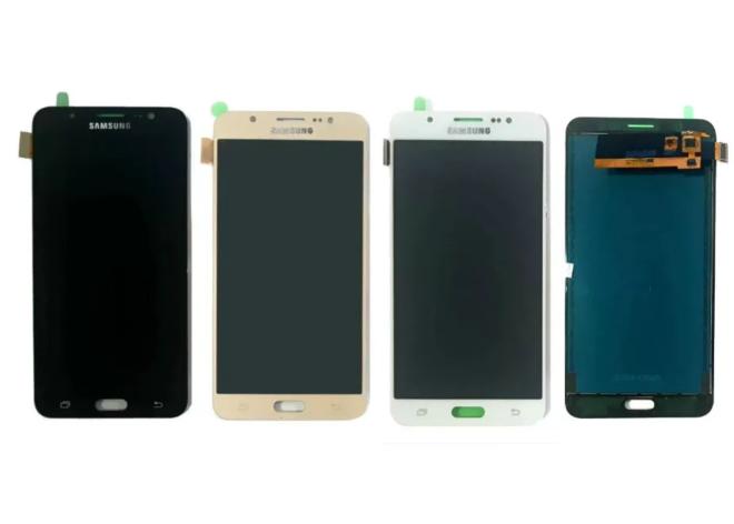 Display Frontal Touch Lcd Samsung Galaxy J7 Metal J710 com Brilho