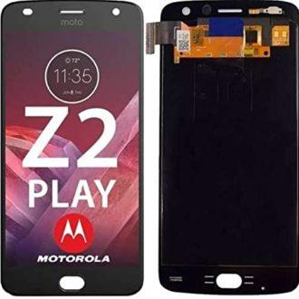 Frontal Lcd Tela Touch Moto Z2 Play Xt1710