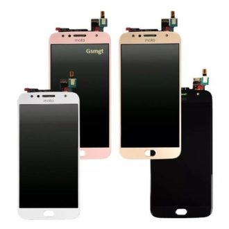 Frontal Tela Touch Motorola G5s Plus Xt1802