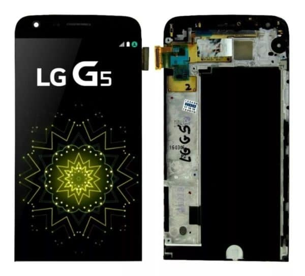 Tela Frontal Touch Display Lcd LG G5 H840/H860
