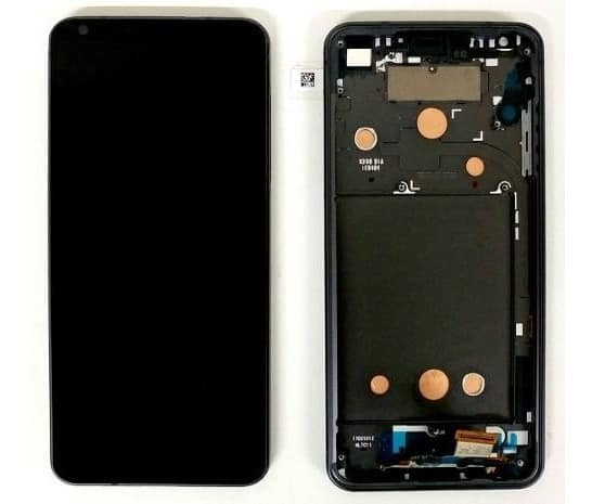 Tela Frontal Touch Display Lcd  LG G6 H870