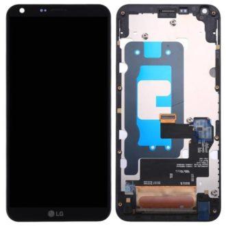 Tela Frontal Touch Display Lcd LG Q6 Q6+ M700