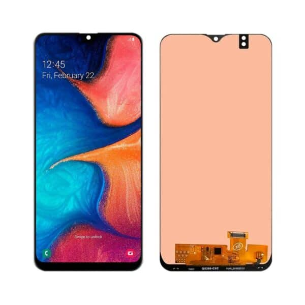 Display Frontal Touch Lcd Samsung Galaxy A20 A205 Original