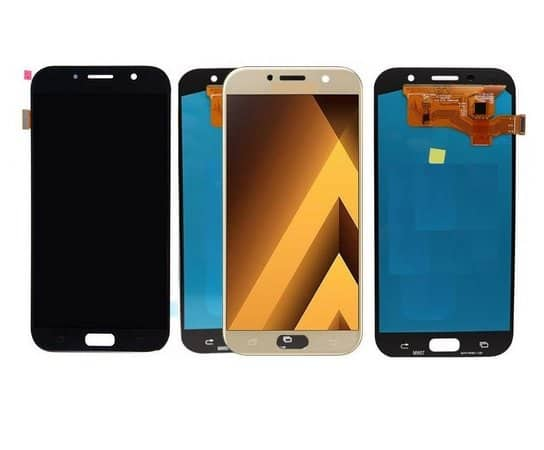 Display Frontal Touch Lcd Samsung Galaxy A7 2017 A720f Original