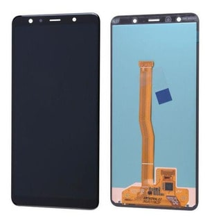 Display Frontal Touch Lcd Samsung Galaxy A7 2018 A750 Original Nacional