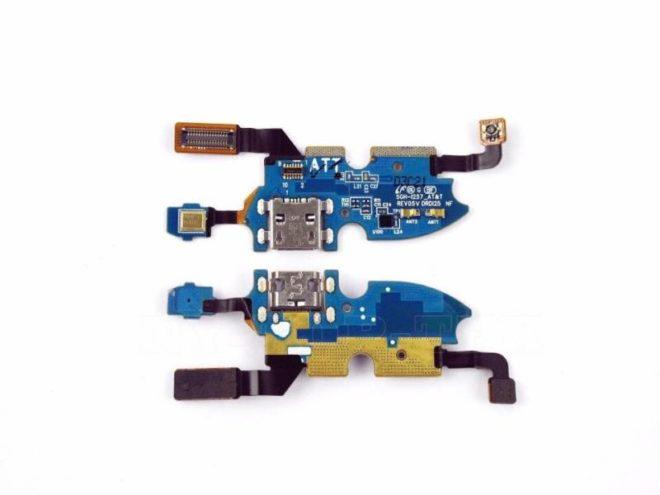 Flex Conector De Carga Samsung S4 Mini I9195