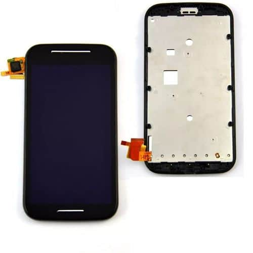Display Tela Touch Frontal Lcd Moto E1 Xt1022