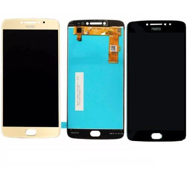 Tela Display Lcd Touch Moto E4 Plus Xt1770 Xt1773