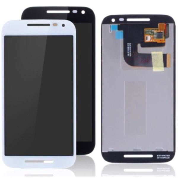 Display Frontal Touch Lcd Moto G3 Xt1543