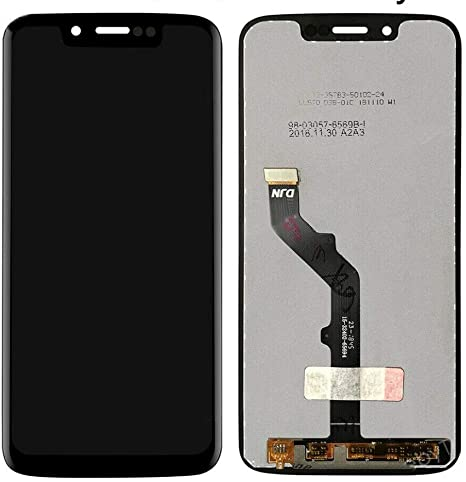 Tela Display Frontal Motorola Moto G7 Play Xt-1952-2