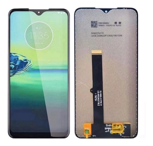 Modulo Frontal Display touch Moto G8 Play Xt2015