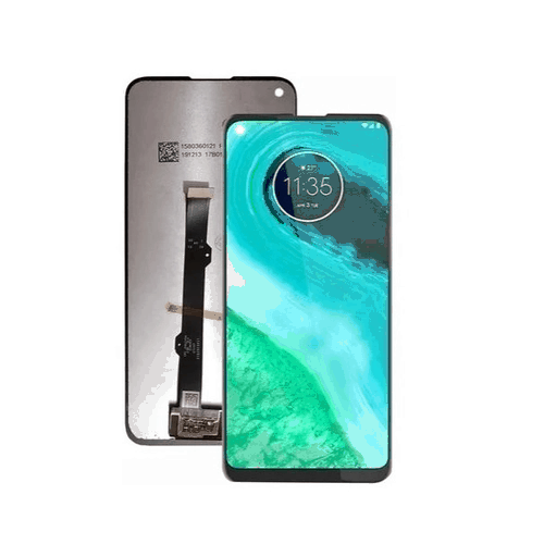 Modulo Frontal Display touch Moto G8 XT2045
