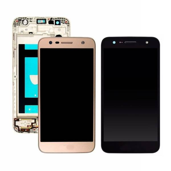 Tela Frontal Touch Display Lcd LG K10 Power M320