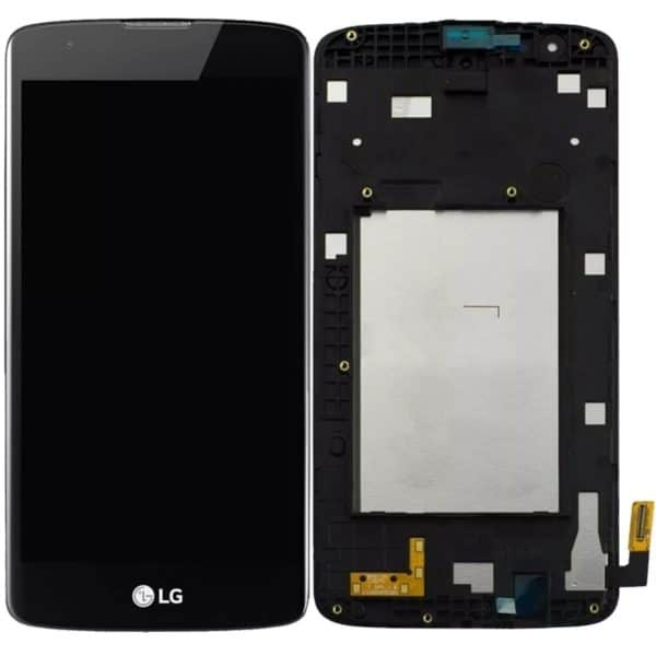 Tela Frontal Touch Display Lcd LG K8 K350ds