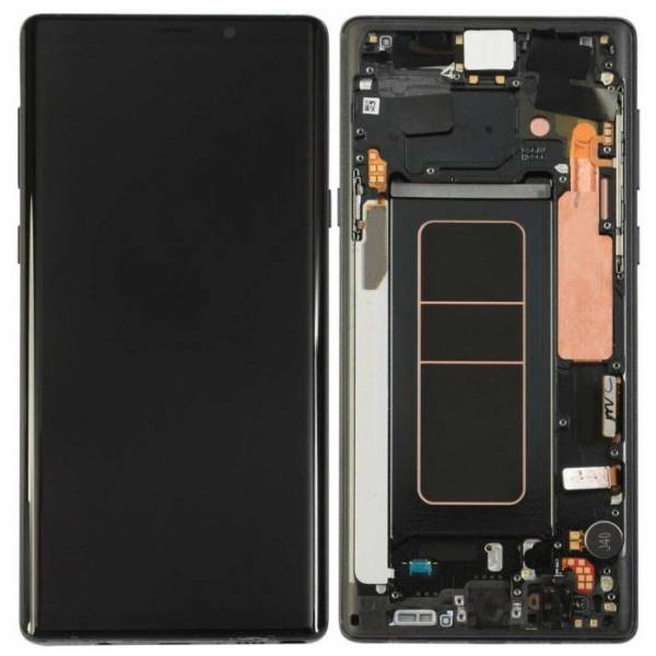 Display Frontal Touch Lcd Samsung Galaxy Note 9 SM-N960