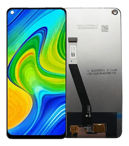 Display Frontal Touch Lcd Xiaomi Mi Note 9