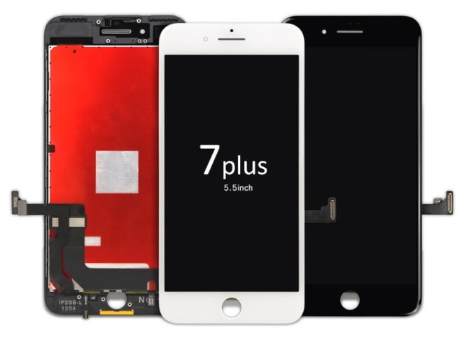 Frontal Tela Touch Display iPhone 7 Plus A1661 A1784 A1785