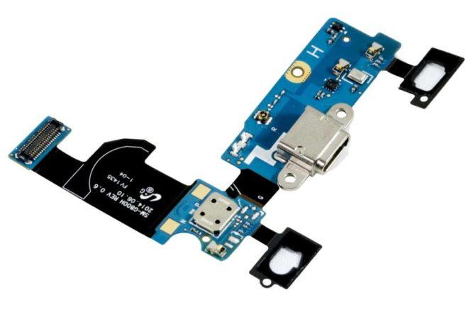 Flex Conector De Carga Samsung S5 Mini G800