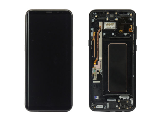 Display Frontal Touch Lcd Samsung Galaxy S8 Plus G955F
