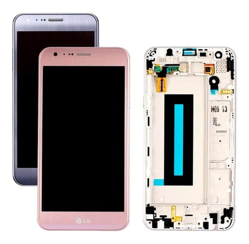 Tela Frontal Touch Display Lcd LG XCAM K580