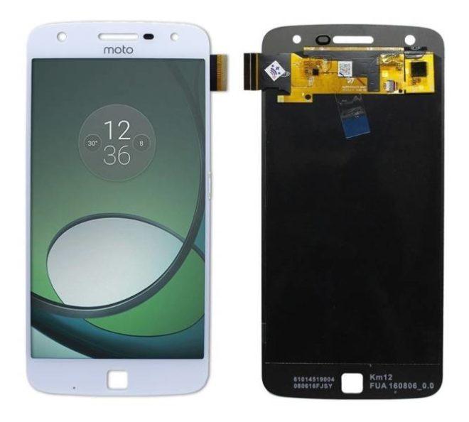 Tela Touch Display Lcd Motorola Moto Z Play Xt1635-02