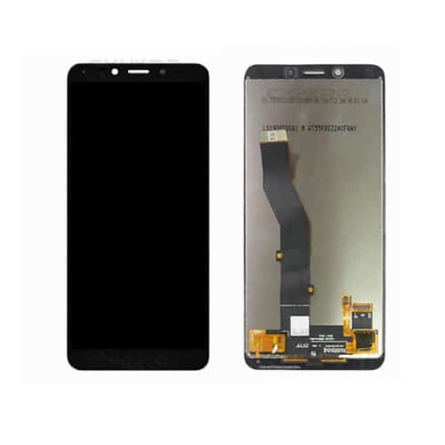 Tela Frontal Display Touch Lcd LG K8+ Plus X120bmw