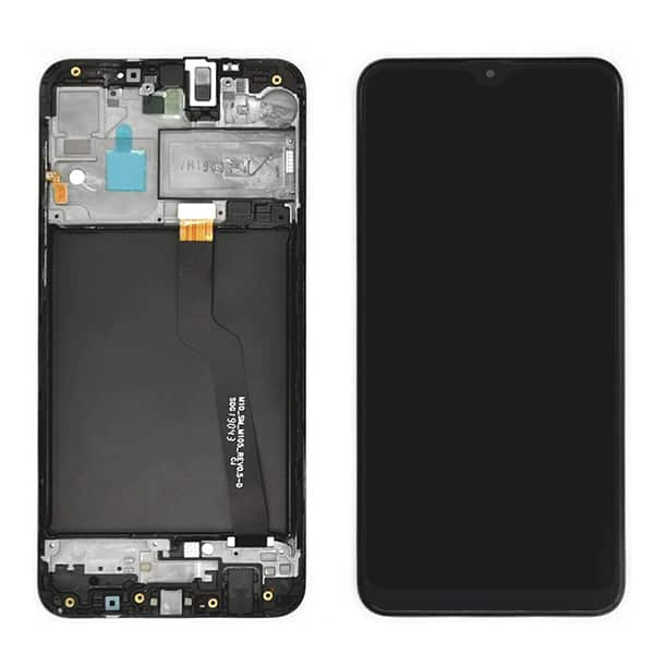 Display Frontal Touch Lcd Samsung Galaxy A10 A105 C/Aro