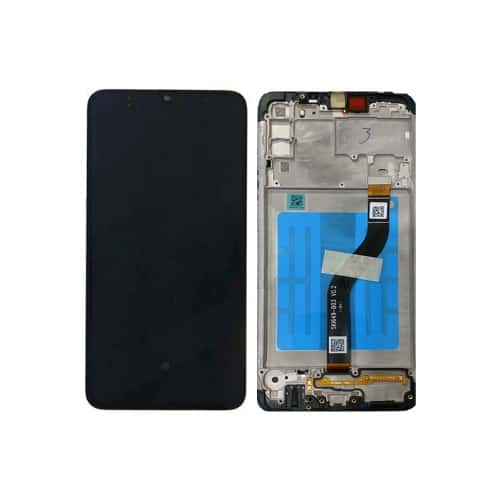 Display Frontal Touch Lcd Samsung Galaxy A20s A207 C/Aro