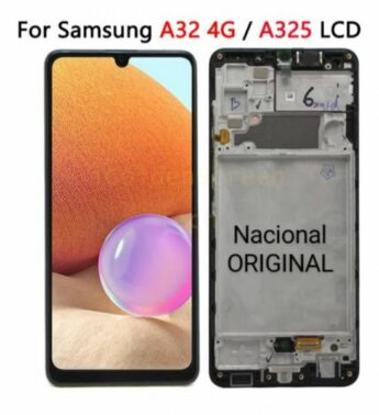 Display Frontal Touch Lcd Samsung Galaxy A32 4G