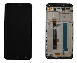 Display Frontal Touch Lcd Asus Zenfone 3 Max ZC553KL C/aro