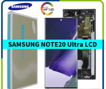 Frontal Tela Touch Display Samsung Galaxy Note 20 Ultra